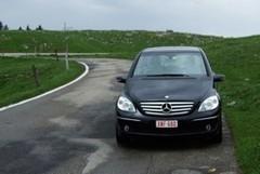 Essai Mercedes B180 2.0 CDI Autotronic bva7 - 109 cv