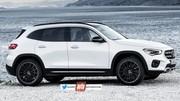 Futur Mercedes GLA (2020) : la métamorphose
