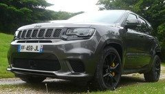 Essai Jeep Trackhawk / Wrangler / Renegade : menu maxi Best Of