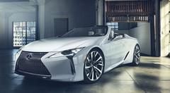 Lexus LC Convertible : Le modèle de série présenté à Goodwood ?