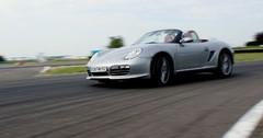 Essai Porsche Boxster RS 60 Spyder 3.4