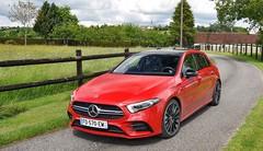 Essai Mercedes Classe A 35 AMG : La petite porte