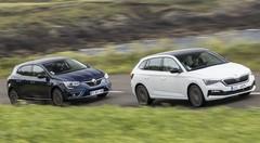 Essai comparatif : la Skoda Scala défie la Renault Mégane