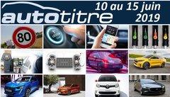 Résumé Auto Titre du 10 au 15 juin 2019