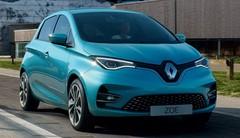 Nouvelle Renault Zoe (2019) : près de 400 km d'autonomie