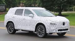 Le futur Nissan X-Trail se montre