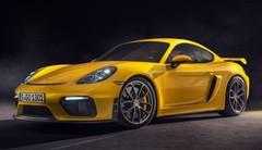 Porsche 718 Cayman GT4 et Boxster Spyder : cher flat-six, bienvenue à la maison !