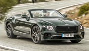 Essai Bentley Continental GTC