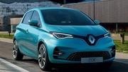 La nouvelle Renault Zoé est-elle assez nouvelle ?