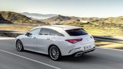 Mercedes CLA Shooting Brake 2019 : Tous les prix dévoilés