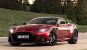 Essai Aston Martin DBS Superleggera