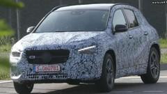 Mercedes GLA 2 (2020) : les premières photos camouflée du nouveau GLA