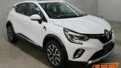 Renault Captur 2 (2019) : la version chinoise débusquée !