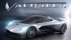 Aston Martin : la petite hypercar se nommera Valhalla