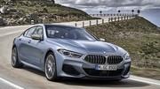 BMW Série 8 : aussi en Gran Coupé