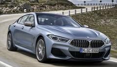 BMW Série 8 Gran Coupé : sportif mais très accueillant