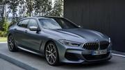BMW Série 8 Gran Coupé : du style pour cinq