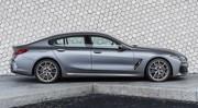 BMW dévoile la Série 8 Gran Coupé (avec prix)