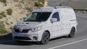 Futur Renault Kangoo 2020 : Premières photos sur la route