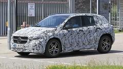 Le Mercedes GLA est lui aussi, bientôt prêt !