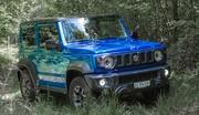 Essai Suzuki Jimny : Vite, un chemin de terre !