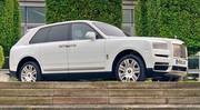 Essai Rolls-Royce Cullinan : Le SUV le plus cher du monde !