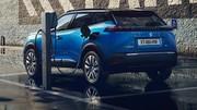 Peugeot e-2008 (2020) : le 2008 100% électrique