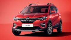 Renault Triber : la nouveauté pour l'Inde