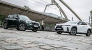 Essai Lexus UX VS Mini Countryman SE : question de philosophie