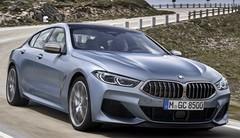La BMW Série 8 s'allonge (encore plus)