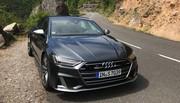 Essai Audi S7 TDI : nos impressions au volant de la nouvelle limousine sportive allemande