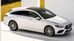 Le nouveau Mercedes CLA Shooting Brake disponible à partir de 36.450 euros