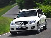 Essai Mercedes GLK 320 CDI : Petite étoile, gros potentiel