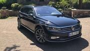 Essai Volkswagen Passat SW (2019) : inébranlable