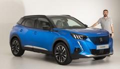 Peugeot e-2008 (2020) : visite guidée du 2008 électrique