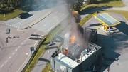 Explosion d'une station hydrogène : premiers éléments d'enquête