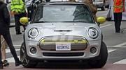 Mini Cooper SE, premières photos non officielles de la Mini électrique