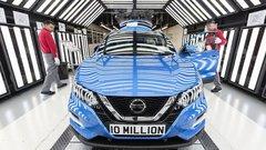 L'usine Nissan de Sunderland fête ses 10 millions de véhicules produits