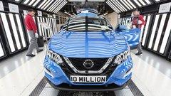 10 millions de Nissan produites à Sunderland en 33 ans
