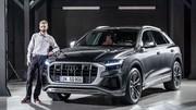 Audi SQ8 : nouvelle tête d'affiche chez les SUV coupés