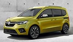 Nouveau Renault Kangoo : comme ça ?