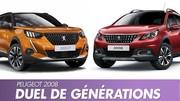 Peugeot 2008 « 1 » vs 2008 « 2 » : qu'est-ce qui change ?