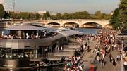 Paris : les berges de la Seine resteront piétonnes