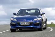 Mazda RX-8 : lifting façon tuning