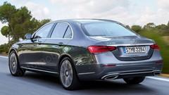 Mercedes Classe E restylée : Un lifting vraiment visible