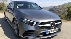 Essai Mercedes Classe A Berline : nos impressions au volant de la version 180d