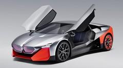 La BMW Vision M Next est une supercar hybride de 600 ch