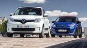 Essai comparatif : la Renault Twingo 2019 défie la Citroën C1