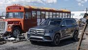 Essai Mercedes GLS 400D : La Classe S UV