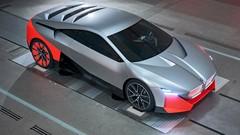 BMW Vision M NEXT, la voiture de sport électrifiée du futur !
